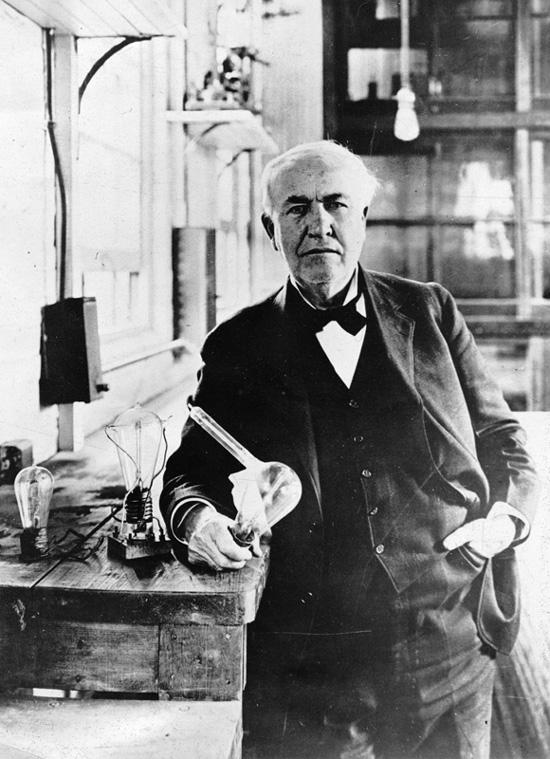 Thomas A. Edison, American Inventor