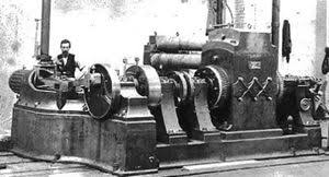 Edison Generator at Pearl Street, New York City